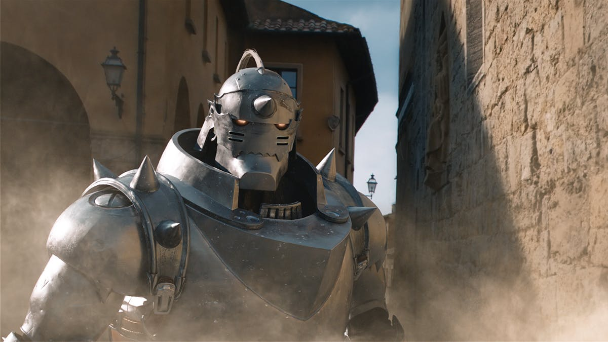Trailers: FullMetal Alchemist - The Live Action Movie