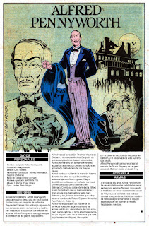 Alfred Pennyworth Batman