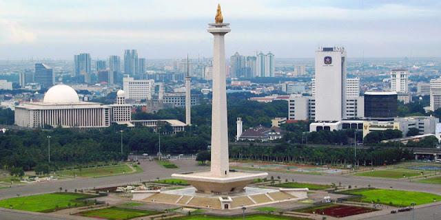 Image result for ibu kota jakarta