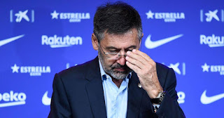 Barcelona President End is now: Motion of no confidence reaches the required number of validated votes