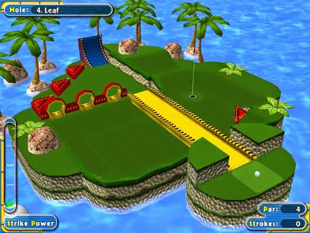 Game Mahal Super Minigolf Pro