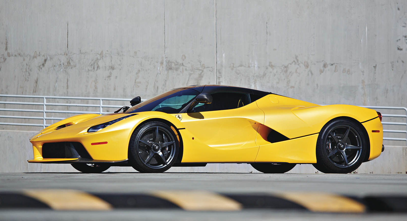 this unique yellow laferrari could be yours for 4 million. Black Bedroom Furniture Sets. Home Design Ideas