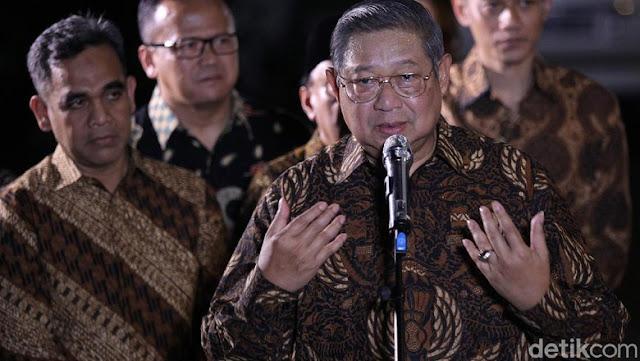 Blak-blakan SBY soal Megawati dan Rintangan Koalisi dengan Jokowi