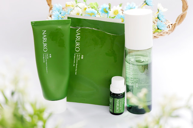 Skincare Naruko, Naruko Indonesia, Naruko Tea Tree, Skincare Jerawat