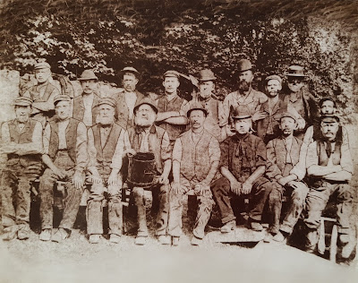 Victorian workmen