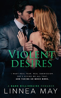 Violent Desires by Linnea May