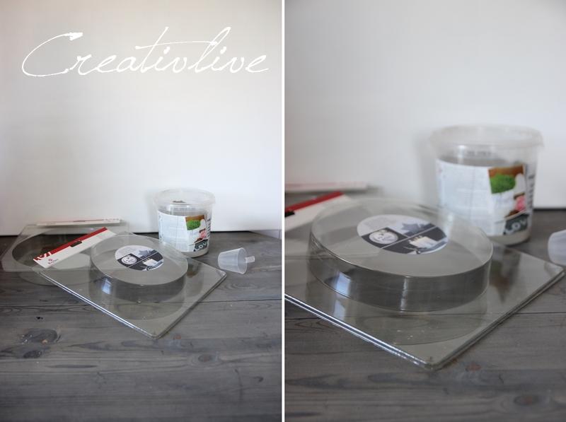diy betonuhr creativlive. Black Bedroom Furniture Sets. Home Design Ideas