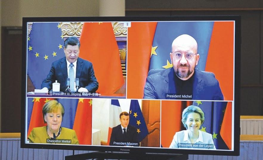 «Φωτιά» από την Κίνα στις σχέσεις ΗΠΑ – Ε.Ε.