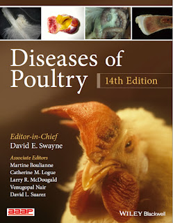 Diseases of Poultry 14th Edition