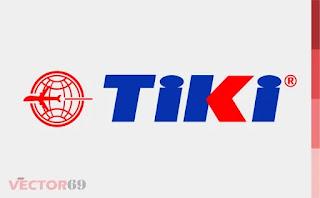 Logo TiKi (Titipan Kilat) - Download Vector File PDF (Portable Document Format)
