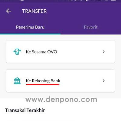 Cara Transfer OVO ke Gopay Gratis Tanpa Biaya