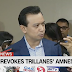 WATCH LIVE: Trillanes holds press conference
