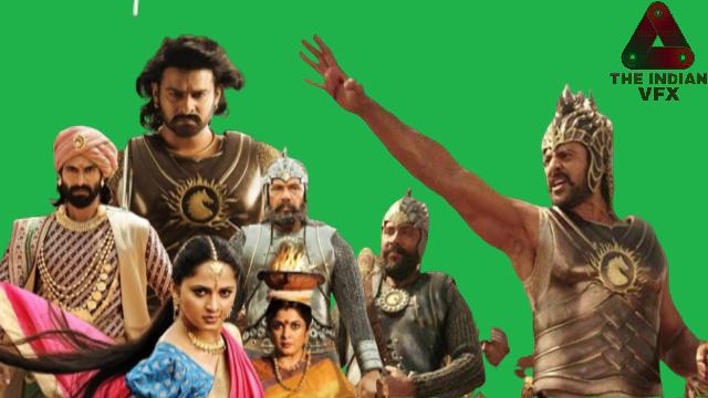 vfx of bahubali 2