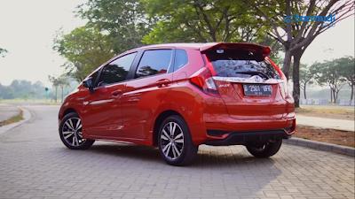 Review Harga Dan Juga Spesifikasi lengkap Honda Jazz RS