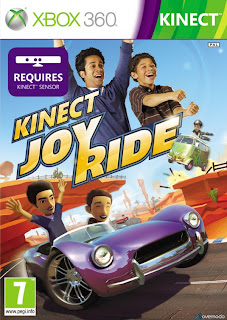 Kinect Joy Ride (X-BOX360) 2011
