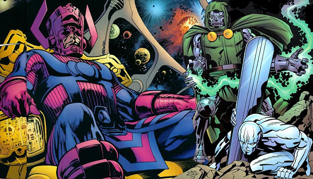 Musuh-musuh Fantastic Four, dari Doctor Doom sampai Super Skrull