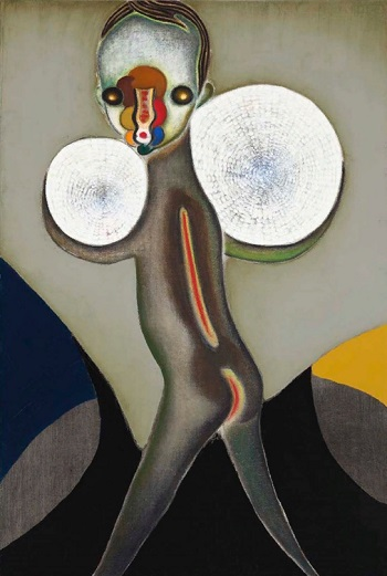Izumi Kato - Untitled - 2012 | imagenes de obras de arte contemporaneo tristes, lindas, de soledad | cuadros, pinturas, oleos, canvas art pictures, sad | kunst | peintures