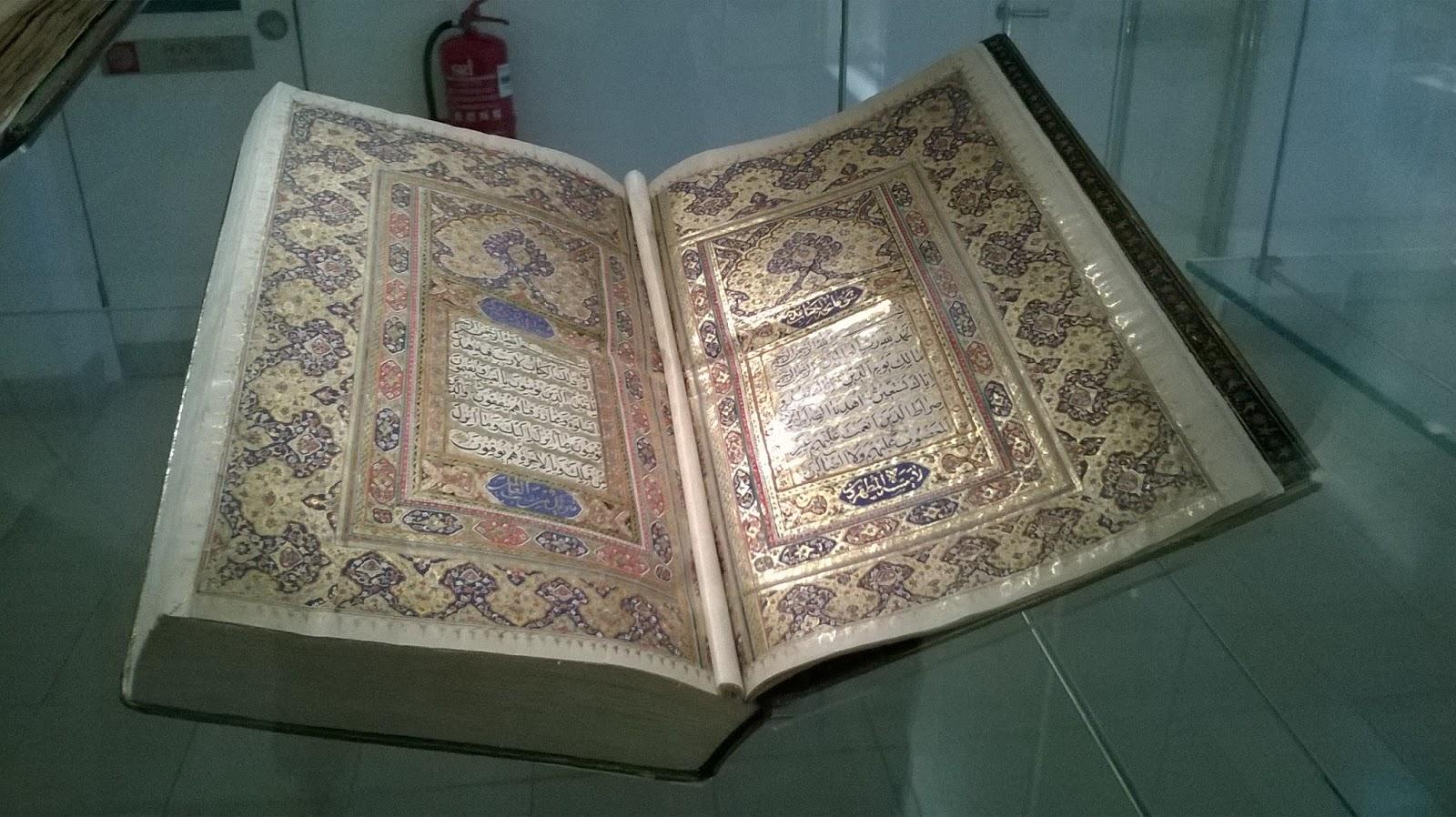 Изкуството на мюсюлманската книга