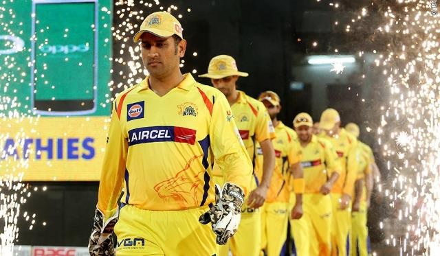 Chennai Super Kings 2020 player list