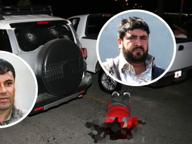 De 500 balazos ejecutaron a El Negrito Guzmán se cumplen 13 años del día en que mataron al hijo de El Chapo Guzmán y este dejo sin rosas el día de las madres en todo Culiacán