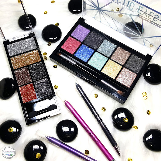 GLITZ, GLAM AND GLITTER FROM HARD CANDY!