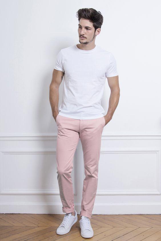 5b2c881d4 Então bora investir no Sneaker Branco pra não errar na hora de usar um look  mais Colorido \o