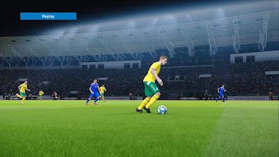 PES 2020 Stadium Laugardalsvöllur