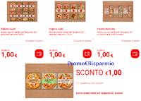 Italpizza : stampa i buoni sconto da 1,00 euro ( Pizza Rusticalta, Gran Pizzaria, 12x30 e 26x38)