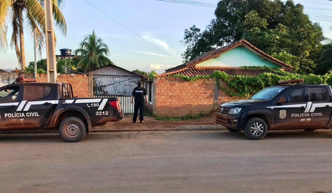 Operação da Polícia Civil mira ex-secretário de Meio Ambiente de Placas