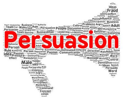 Tecniche di marketing e comunicazione,Armi della persuasione