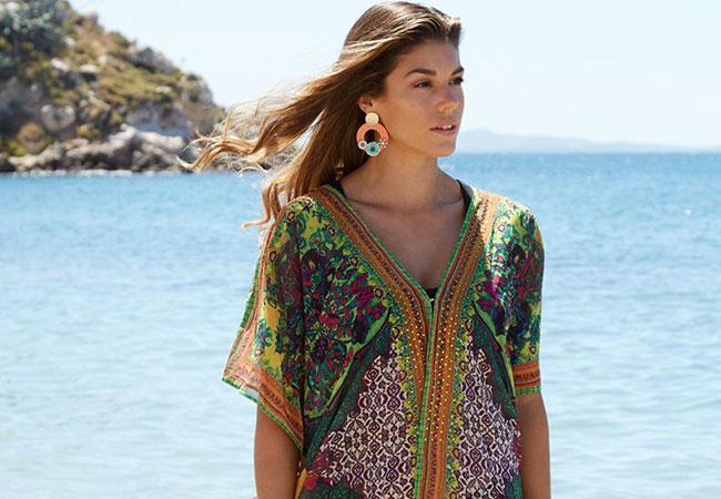 Αέρινα Γυναικεία Καφτάνια για εντυπωσιακές εμφανίσεις στην παραλία