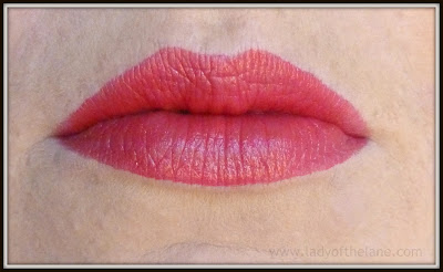 YSL Rouge Pur Couture in Rouge Madras