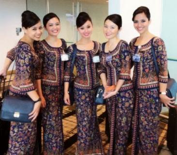 37 Model Baju Batik Pramugari 2019 Video 1000 Model Baju Batik