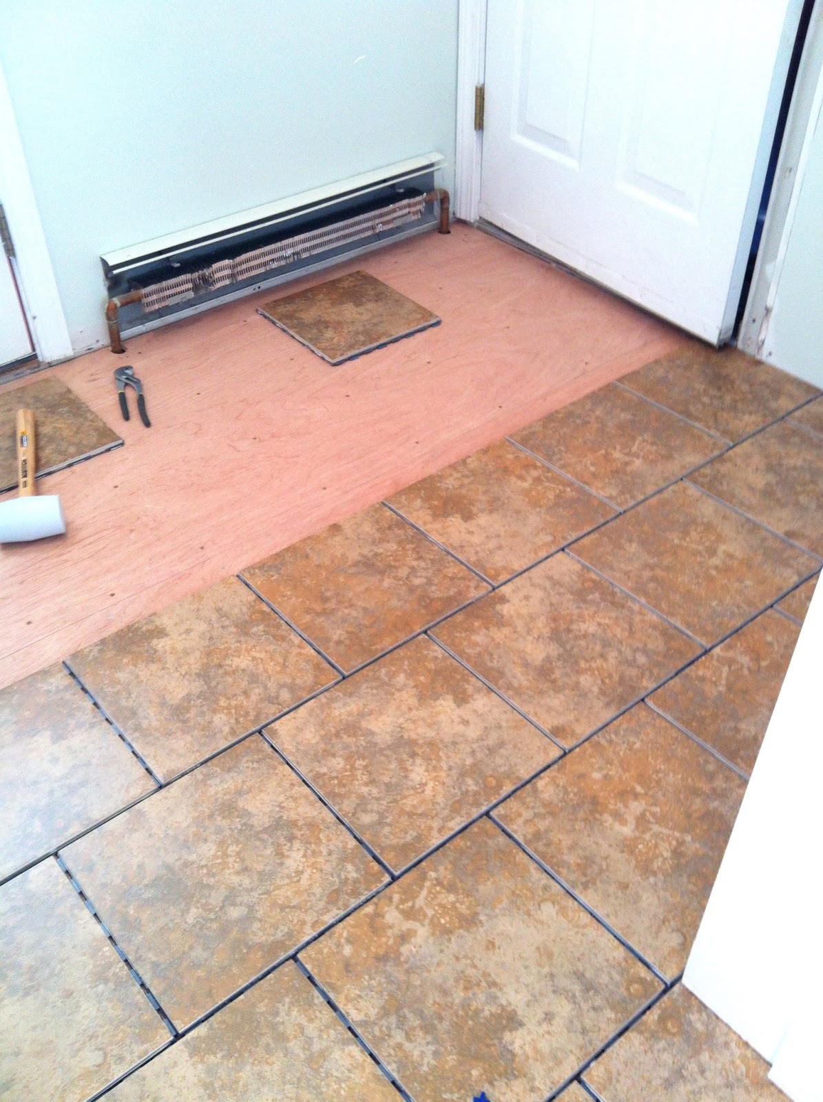 Floating Floor Tile