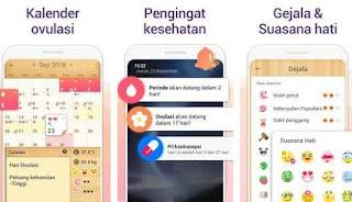Aplikasi Kalender Haid