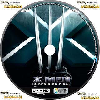 GALLETAX-MEN 3: LA DECISION FINAL - X-MEN 3 THE LAST STAND - 2006