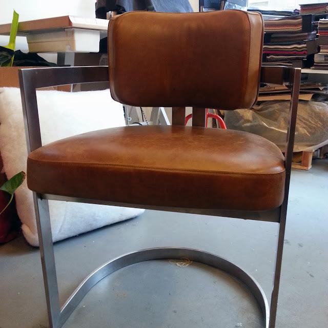 avant apr s fauteuil bureau vintage atelier velvet artisan tapissier paris 10e. Black Bedroom Furniture Sets. Home Design Ideas