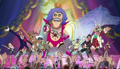 One Piece Episódio 439