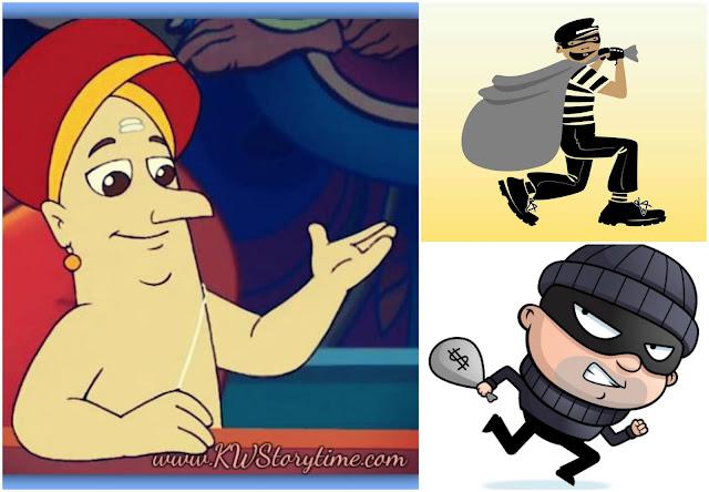 Can the Thief steal from Tenali Raman | Tenali Raman Story