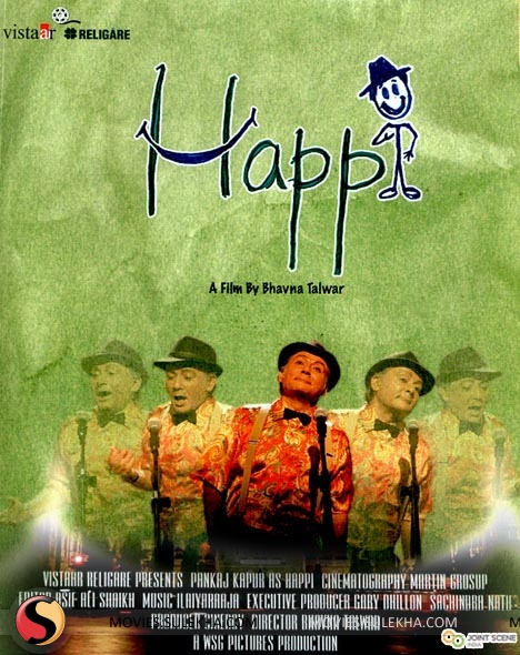 full cast and crew of bollywood movie Happi! wiki, story, poster, trailer ft Happi