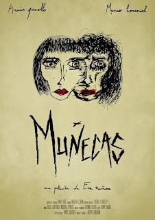 Muñecas de Eva Muñoz affiche