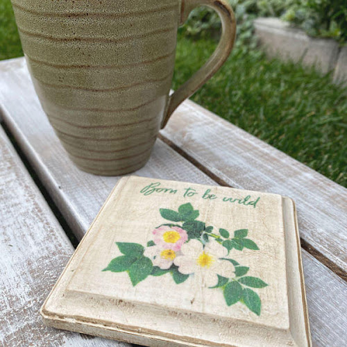 How To Decoupage On Wood With Napkins