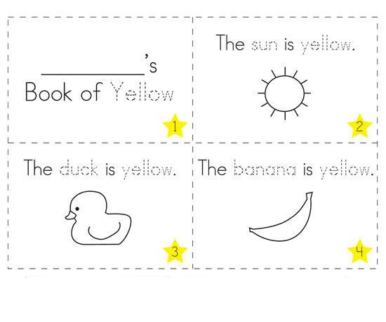 Gambar Mewarnai Booklet Untuk Anak - 7