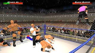 Wrestling Revolution 3D Mod Apk 2