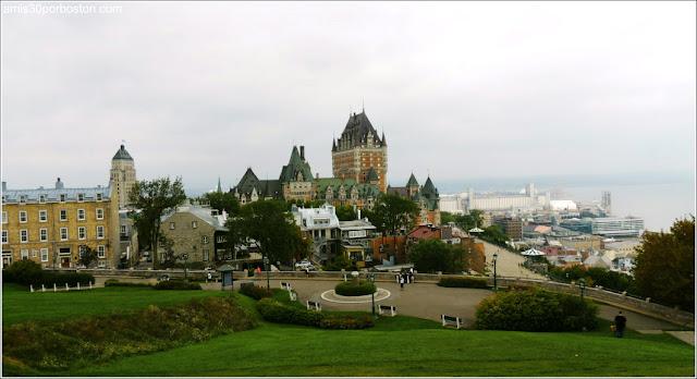 Vistas de Quebec, Canadá