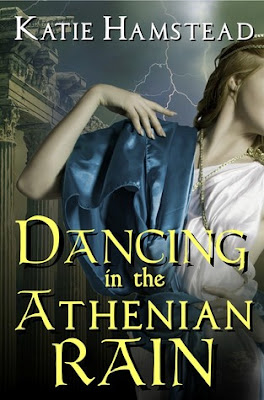 Review: Dancing In The Athenian Rain by Katie Hamstead