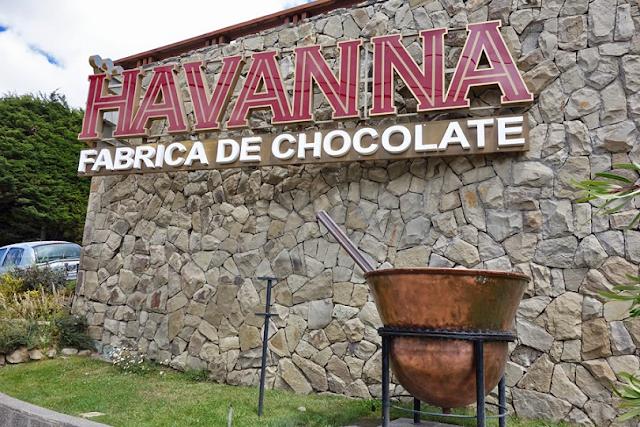 Museu do chocolate em Bariloche na Argentina