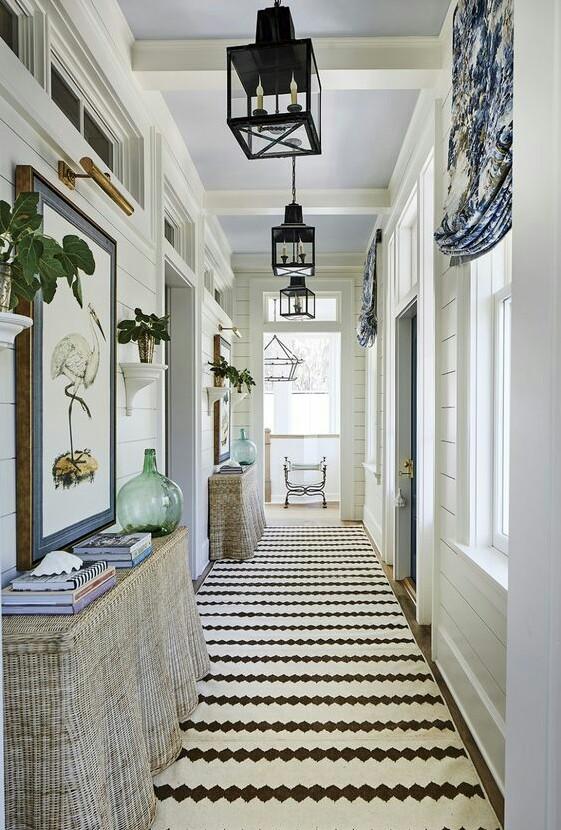 paint colors for hallways