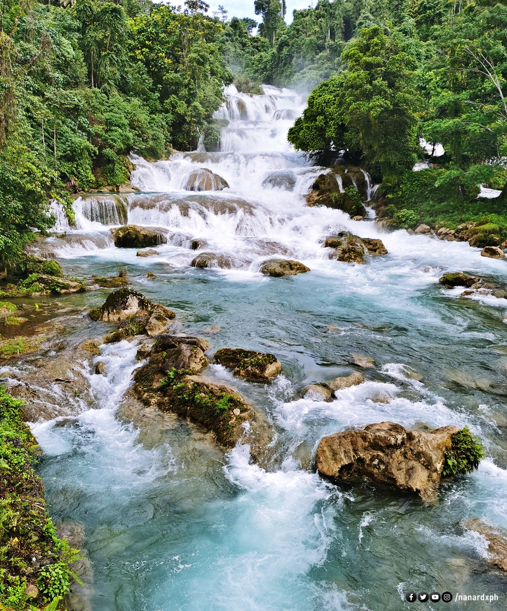 Aliwagwag Falls | Highest Waterfalls in the Philippines