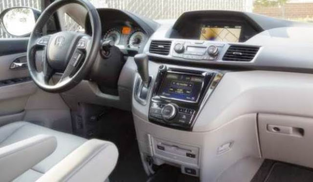 2017 HONDA ODYSSEY REVIEW AND PRICE